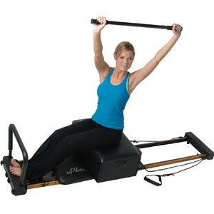 Stamina Pilates Box and Pole